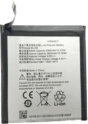 Macron Mobile Battery For Lenovo Lenovo BL258