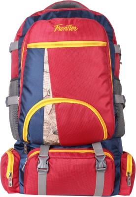 Frontier PREMIUM Rucksack  - 60 L(Red, Blue, Black)