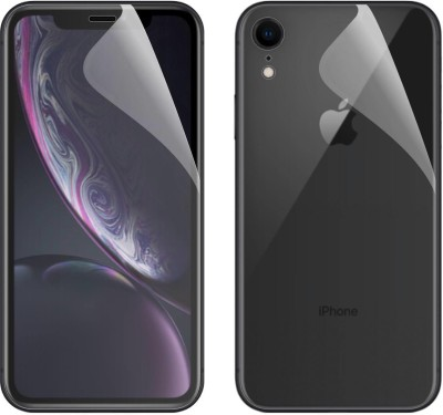 Case Designer Screen Guard for Apple Iphone XR (6.1-Inch)(Pack of 2)