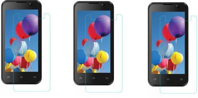 Macron Tempered Glass Guard for Intex Aqua Y2 Ips(Pack of 3)(Pack of 3)