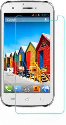 Macron Tempered Glass Guard for Micromax Superfone Canvas 3d A115(Pack of 1)