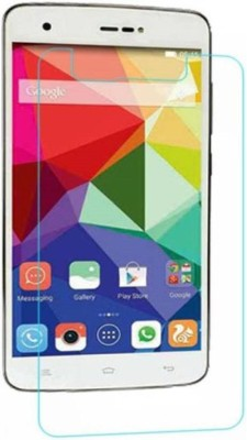 Macron Tempered Glass Guard for Gionee Ctrl V6l 4g(Pack of 1)(Pack of 1)