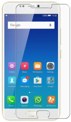 Macron Tempered Glass Guard for Micromax Canvas 3 A115(Pack of 1)(Pack of 1)