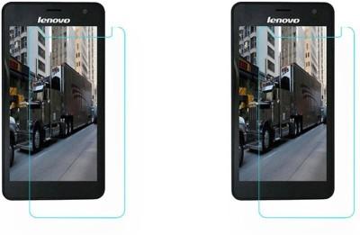 Macron Tempered Glass Guard for Lenovo K860(Pack of 2)