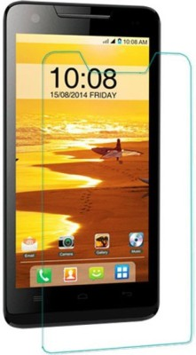 Macron Tempered Glass Guard for Intex Aqua Amaze(Pack of 1)(Pack of 1)