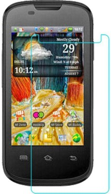 ACM Tempered Glass Guard for Micromax Ninja A57(Pack of 2)