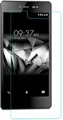 Macron Tempered Glass Guard for Micromax Canvas Infinty(Pack of 1)(Pack of 1)