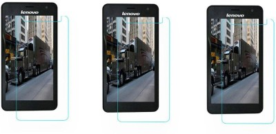 Macron Tempered Glass Guard for Lenovo K860(Pack of 3)(Pack of 3)
