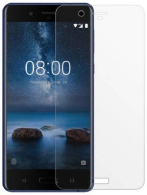 Macron Tempered Glass Guard for Nokia N8(Pack of 1)