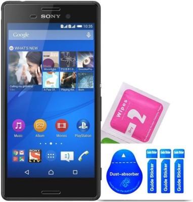 Mobikare Tempered Glass Guard for Sony Xperia M4 Aqua / Sony Xperia M4 Aqua Dual SIM(Pack of 1)
