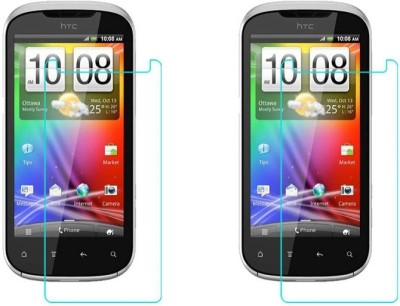 Macron Tempered Glass Guard for Htc Amaze X715e(Pack of 2)(Pack of 2)