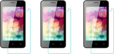 Macron Tempered Glass Guard for Intex Aqua Y2 Pro(Pack of 3)(Pack of 3)