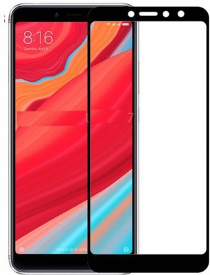 Macron Edge To Edge Tempered Glass for Xiaomi Redmi S2(Pack of 1)(Pack of 1)