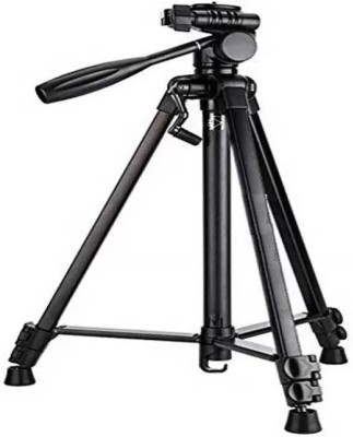 LIFEMUSIC Best quality Foldable Tripod Tripod Kit(Black, Supports Up to 3000 g) 1
