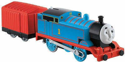 Thomas & Friends Trackmaster, Motorized Thomas Train Engine(Multicolor, Pack of: 1)