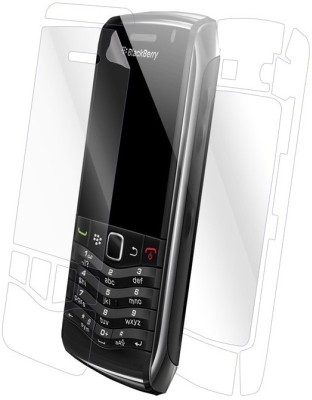 Macron Front and Back Tempered Glass for Front and Back Tempered Glass for BlackBerry Pearl 3G(Pack of 1)