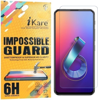 iKare Impossible Screen Guard for Asus Zenfone 6Z