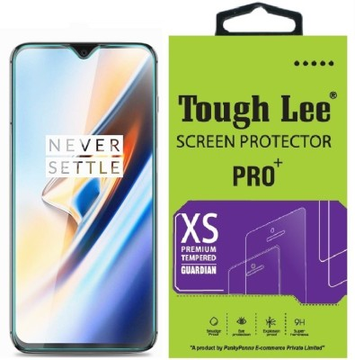 Tough Lee Tempered Glass Guard for Oneplus 7(Pack of 1)