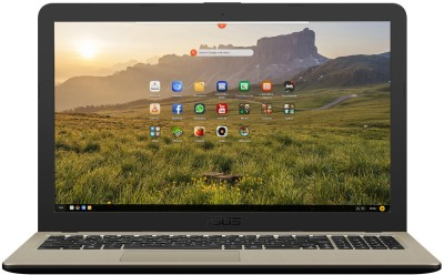 Image of Asus X Series Core i3 7th Gen Laptop which is one of the best laptops under 25000