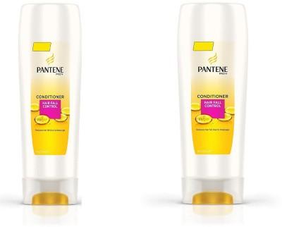 Pantene Hairfall Control Conditioner, 175ml + 175ml(175 ml)