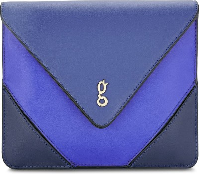 Global Desi Blue Sling Bag