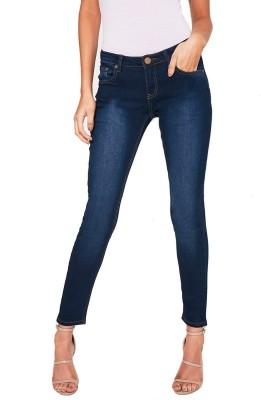 Rock Hudson Regular Women Dark Blue Jeans