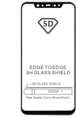 Macron Edge To Edge Tempered Glass for Micromax Canvas Doodle 4 Q391(Pack of 1)
