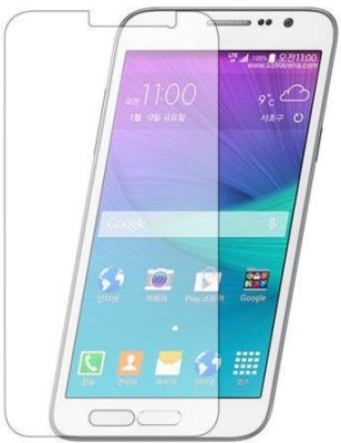 Macron Tempered Glass Guard for SAMSUNG Galaxy J1 Ace(Pack of 1)