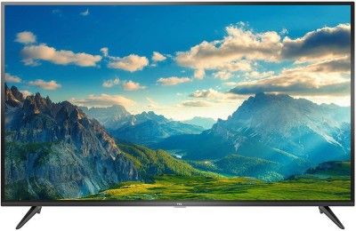 View TCL P65 Series 107.9cm (43 inch) Ultra HD (4K) LED Smart TV(43P65US)  Price Online
