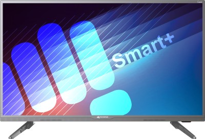 Micromax Canvas 81cm (32 inch) HD Ready LED Smart TV 2018 Edition(32 Canvas 3) (Micromax) Tamil Nadu Buy Online