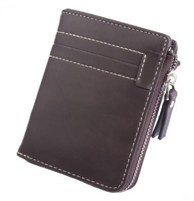 SPL Men Brown Artificial Leather Wallet