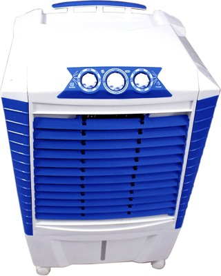NEWCLASSIC 55 L Desert Air Cooler(White, Blue, _PERSONAL|DESERT|WINDOW|CHILL TRAPER)