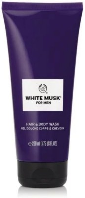 The Body Shop White Musk® For Men Hair & Body Wash(200 ml)