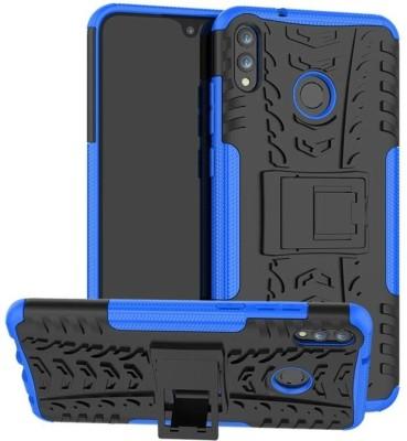Wellpoint Back Cover for Mi Redmi Note 7S, Mi Redmi Note 7 Pro, Mi Redmi Note 7, Plain Case(Black, Grip Case)