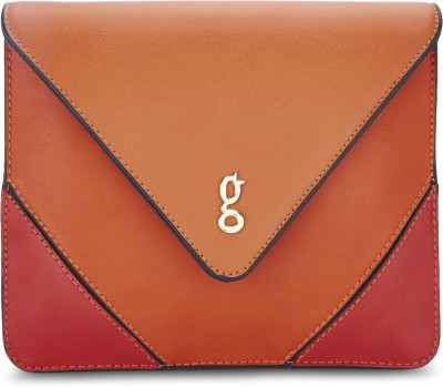 Global Desi Orange Sling Bag