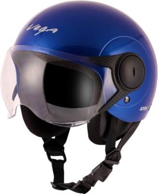 VEGA Atom Motorbike Helmet(M.Blue)