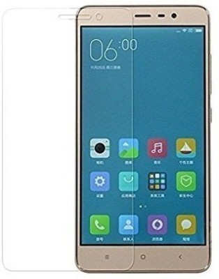 KmP PoWeR Tempered Glass Guard for Mi Redmi Note 3(Pack of 1)