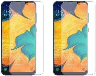A-Allin1 Back Screen Guard for Samsung Galaxy M20, Samsung Galaxy A10(Pack of 1)