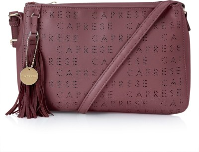 Caprese Purple Sling Bag