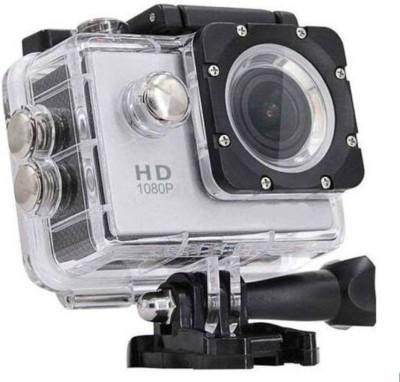 Zahuu PSAH 2835 Waterproof 30m Full HD 1080p Sport Cam Sports and Action Camera White, 720 MP