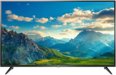 View TCL P65 Series 127cm (55 inch) Ultra HD (4K) LED Smart TV(55P65US)  Price Online