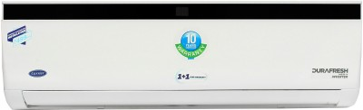 Carrier 1.5 Ton Inverter 3 Star Copper DURAFRESH CAI18DF3N8F0 Split AC (White)