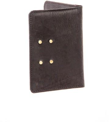Sandcraft 6 Card Holder(Set of 1, Brown)