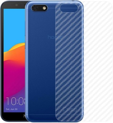 Case Creation Back Screen Guard for Huawei Y5 Prime (2018)(Pack of 1)