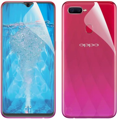 Case Creation Front and Back Screen Guard for Realme 2 Pro(Pack of 2)