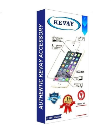 KEVAY Tempered Glass Guard for KEVAY ™2.5D 0.3mm Flexible Tempered Glass Screen Protector for Samsung Galaxy S Duos 7562 with Installation Kit
