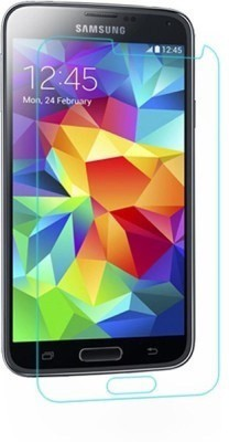 Macron Tempered Glass Guard for Samsung Galaxy S5, G9600, G900i(Pack of 1)