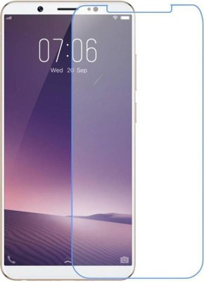 Macron Tempered Glass Guard for Hitech Amaze S5(Pack of 1)