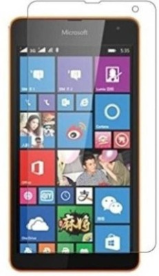 Macron Tempered Glass Guard for Nokia 500(Pack of 1)