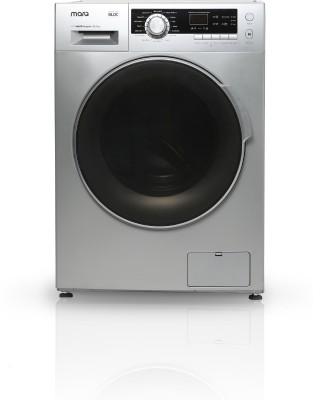MarQ by Flipkart 10.2 kg Fully Automatic Front Load Washing Machine with In-built Heater Silver(MQFLDG10) (MarQ by Flipkart)  Buy Online